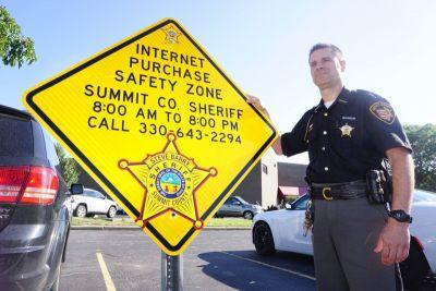 "Summit County sheriff, Springfield Township police create ""safety zones"" for Internet purchases"