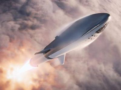 Elon Musk and SpaceX shared new images of the rocket ship designed to colonize Mars -and the pictures hint at crucial design changes