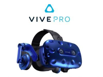 HTC will sell Vive Pro VR headset for $800, cuts price of Vive to $500