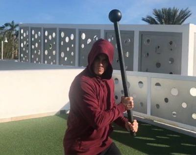 Get Jedi Strength With This 'Star Wars'-Inspired Mace Workout