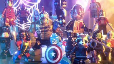 New Lego Marvel Super Heroes 2 Trailer Debuts