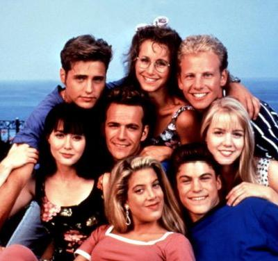 The Beverly Hills, 90210 Reboot Is Not Quite a Reboot, and We're Not Mad About It