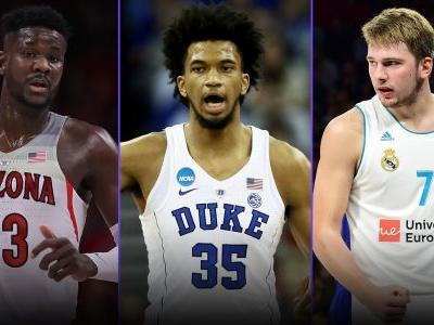 NBA Mock Draft 2018: Suns, Grizzlies snag top prospects; Cavs pick perfect partner for LeBron