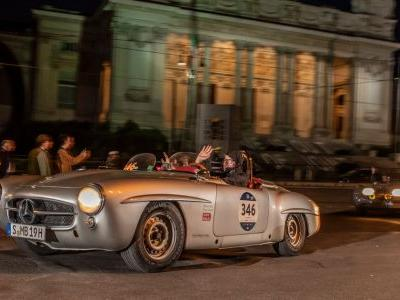 5 Things I Learned From Driving The Surprisingly Mad Mille Miglia