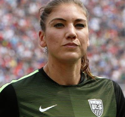 Hope Solo Says She Was Assaulted By Former FIFA President