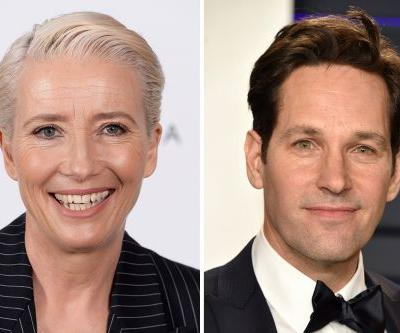 'SNL' Sets Emma Thompson, Paul Rudd as Final Hosts of Season 44