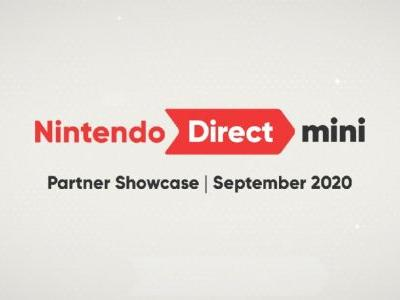 Nintendo Direct Mini: Partner Showcase coming tomorrow, September 17