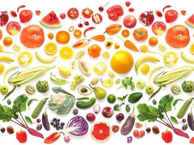 Celebrate spring with colorful nutrition
