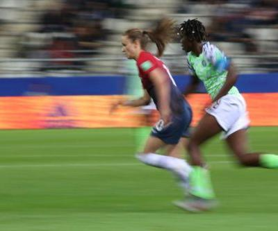 Watch: Nigeria shuts out South Korea at Women's World Cup