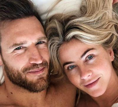 Julianne Hough Shares the Sweetest Wedding Anniversary Post for Hubby Brooks Laich: 'So Lucky for Your Love'