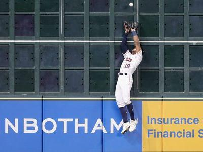 Tony Kemp's catch becomes debate topic in Astros-Red Sox ALCS Game 3