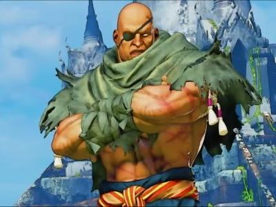 Street Fighter V: Arcade Edition Adds Sagat To The Fight
