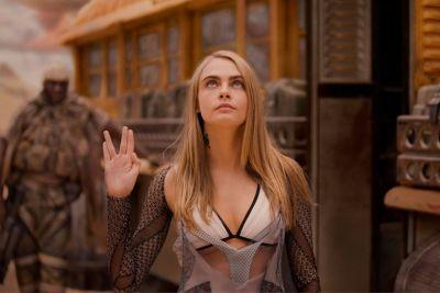 Cara Delevingne drops first ever track 'I Feel Everything'