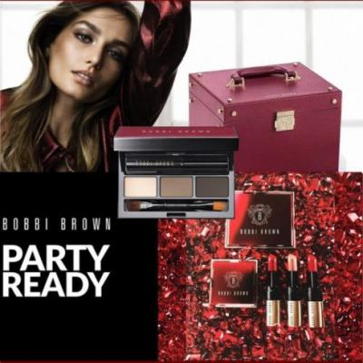 Get Party Ready with Bobbi Brown