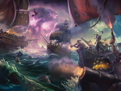 Sea of Thieves and other Microsoft Studios-developed games will be added to Xbox Game Pass on release day