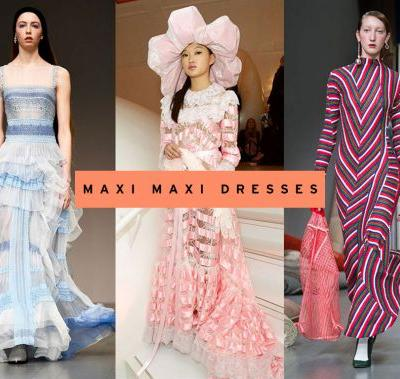 London Fashion Week: The Topshop Trend Round Up - Day 1