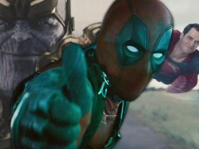 Deadpool 2's Trailers Won't Stop Firing Shots At Marvel and DC