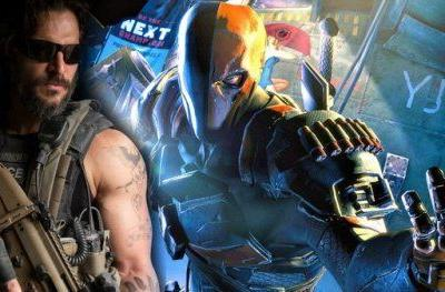 Deathstroke Movie Is Happening with Joe ManganielloThe Raid