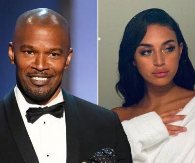Jamie Foxx now living with Sela Vave