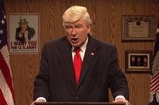 'SNL' in the White House: 10 Most Memorable Trump Sketches of 2017