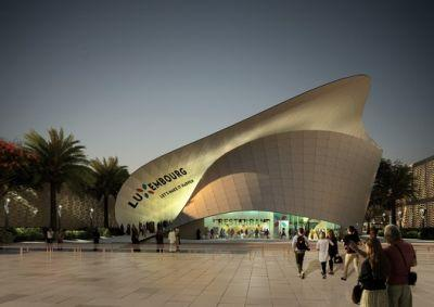 Metaform and The Space Factory Win Competition for World Expo Luxembourg Pavilion