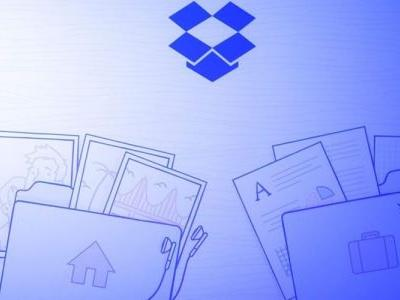 Dropbox for iOS adds drag and drop support, full-screen navigation, more