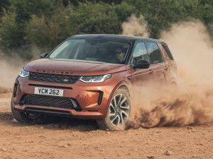 2020 Land Rover Discovery Sport Launched In India At Rs 5706 Lakh