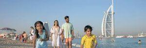 In the UAE, family tourism packages continue to enjoy an increase in popularity