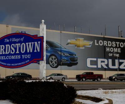 Trump: GM selling Lordstown plant to small truck-maker
