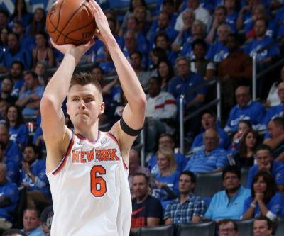 A glimpse at what the Porzingis era will look like for Knicks