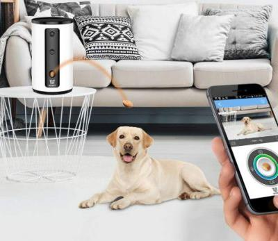 Save $25 on the treat-tossing pet camera that was a Black Friday best-seller