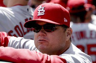 Wedding bells: Mike Shildt to get married on Cards' off day Friday