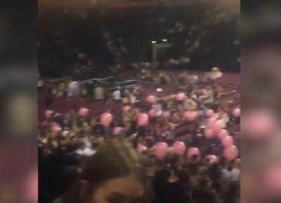 UK police: Fatalities confirmed at Ariana Grande concert held at Manchester Arena