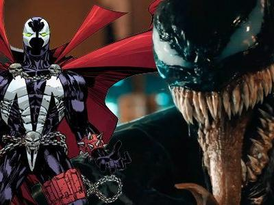 WTF: More People Have Watched the 'Venom' Trailer Than Any Spider-Man Trailer; Todd McFarlane Believes Spawn/Venom Crossover Movie is Possible