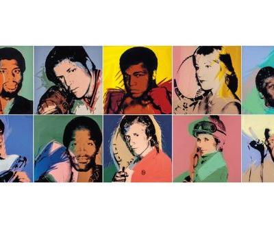 Andy Warhol's 'Portraits of Athletes' Will Be Auctioned at Christie's This November
