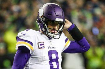 Cris Carter defends Kirk Cousins after Vikings' 21-7 loss to the Seahawks on MNF