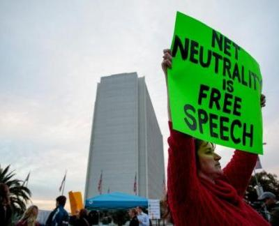 U.S. sues after California signs net neutrality law