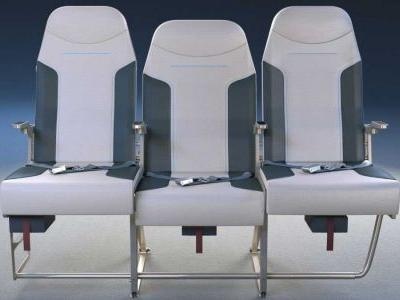 New design for airplanes could make middle seat more bearable for passengers