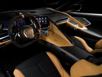 This Is the Only Chevrolet C8 Corvette Interior Any of You Should Be Getting