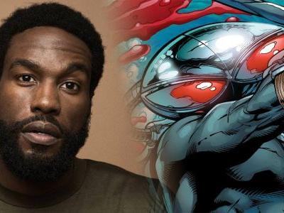 Aquaman's Black Manta Actor Shares a Look at His Intense Physical Training