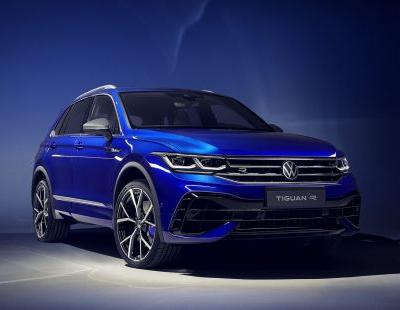 316 HP Volkswagen Tiguan R Tops The Facelifted Range