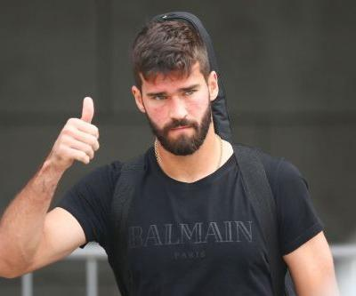 Liverpool sign goalkeeper Alisson in 72.5-million-euro deal