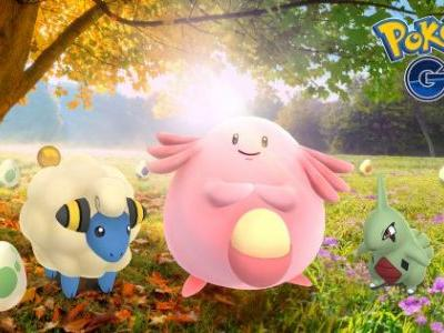 Pokemon Go celebrates the Equinox with double Stardust for catching Pokemon and hatching Eggs