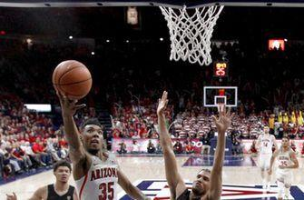 No. 14 Arizona's Trier suspended for trace amount of PED