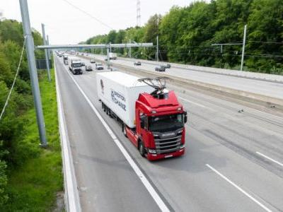 Here Come Electric Highways