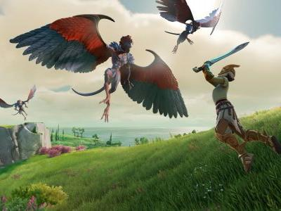 Gods and Monsters is Ubisoft's mythological answer to Zelda: Breath of the Wild