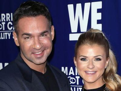 Mike 'The Situation' Sorrentino And Wife Lauren Honeymoon In A Desert Ahead Of His Prison Sentence