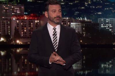 'Enough is enough': Read Jimmy Kimmel's serious plea to Trump voters