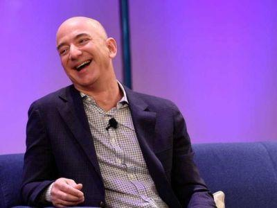 Amazon is on the verge of hitting $1,000 a share for the first time