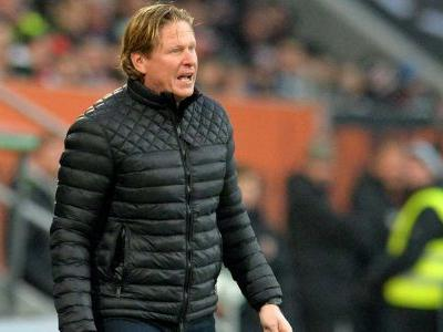 Struggling Hamburger SV sacks Markus Gisdol as coach